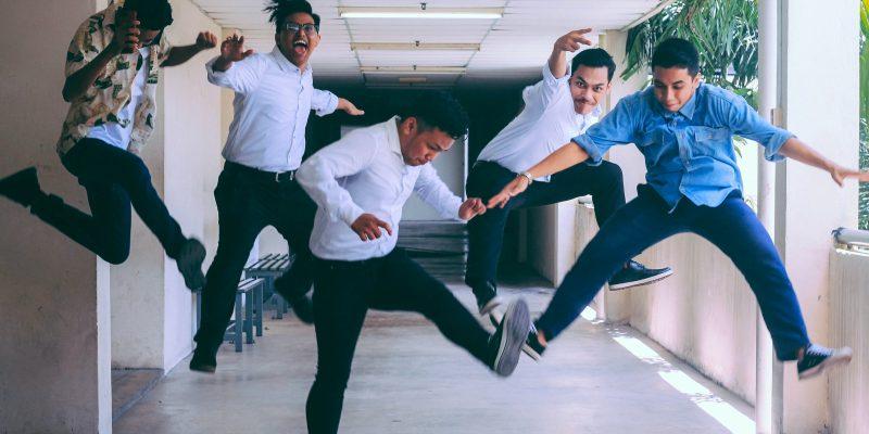 gay men dance