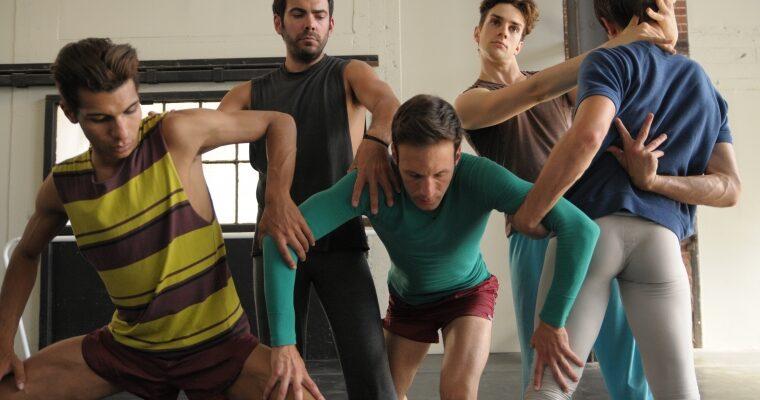 Gay Male Dance crew